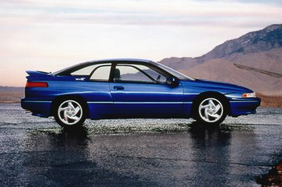 Subaru SVX - Sports Vehicle Experiment