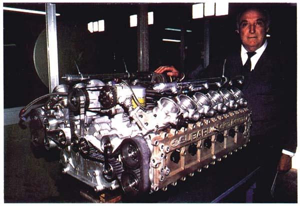 Subaru a Forma 1-ben