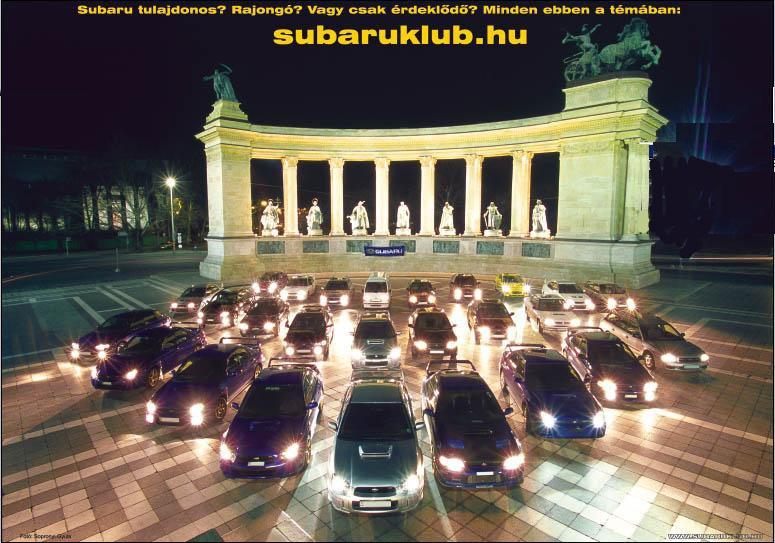 Első Magyar Subaru Klub Egyesület