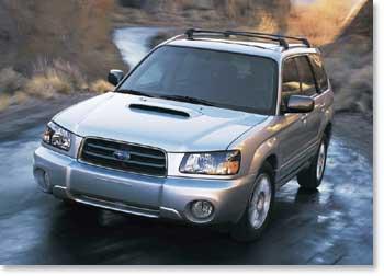 Subaru Forester (SF/SG, 1999-2004)