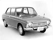 Subaru 1000, 1966