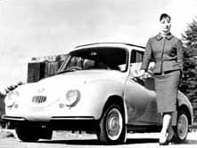 Subaru 360, 1958