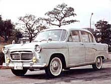 Subaru P-1 (Subaru 1500), 1955