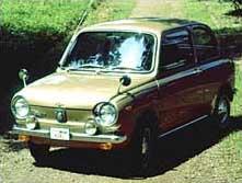 Subaru R-2 SS, 1969