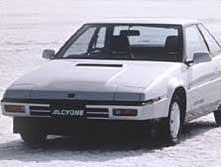 Subaru XT 4WD (Alcyone)