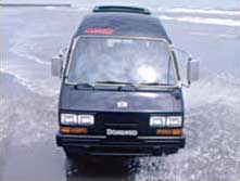 Subaru Wagon 4WD (Domingo)