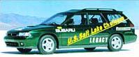 Subaru Legacy SW GT