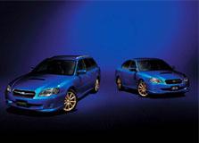 Subaru Legacy WR