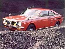Subaru Leone Coupé