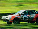 Subaru Legacy - Safari Rally