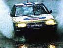 Subaru Rally
