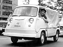 Subaru Sambar Light Van, 1961
