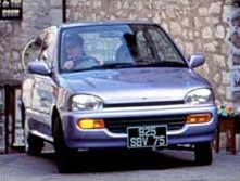 Subaru Vivio