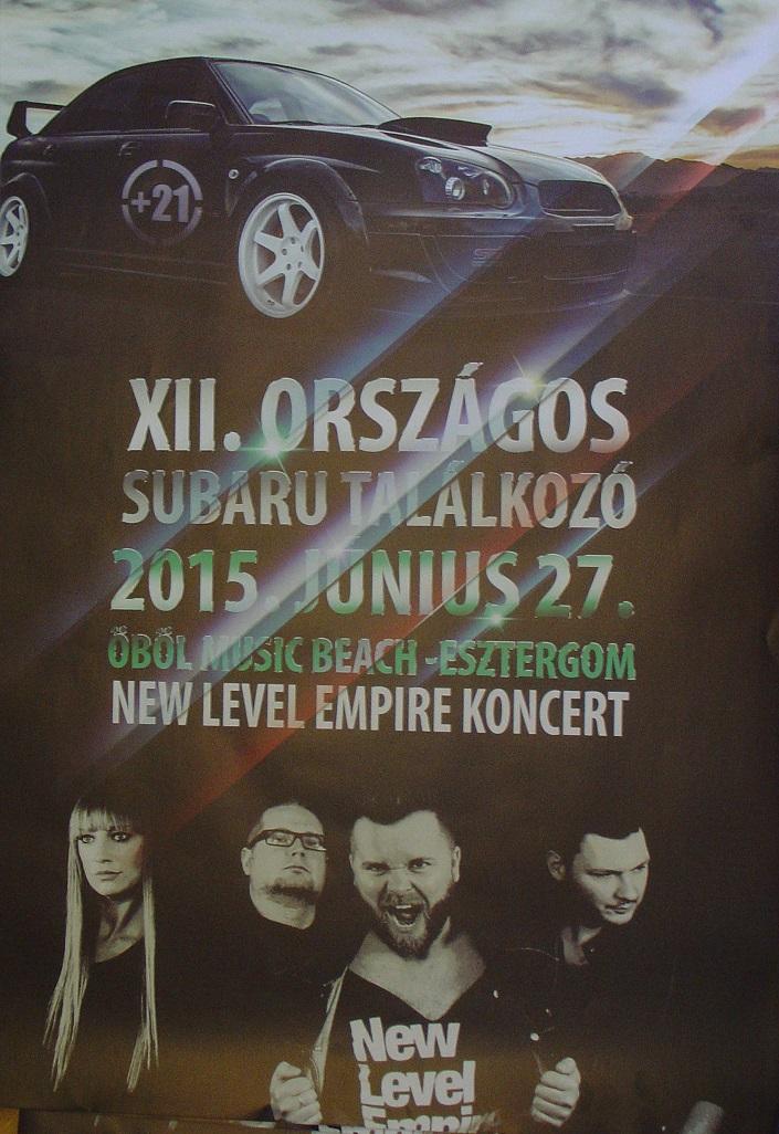 Beszámoló a XII.Országos Subaru Találkozóról