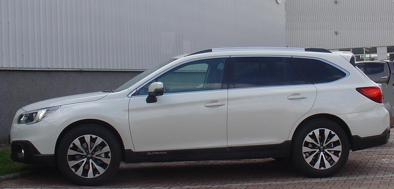 Subaru Outback 2.0 D CVT 2015 bemutatása és teszt