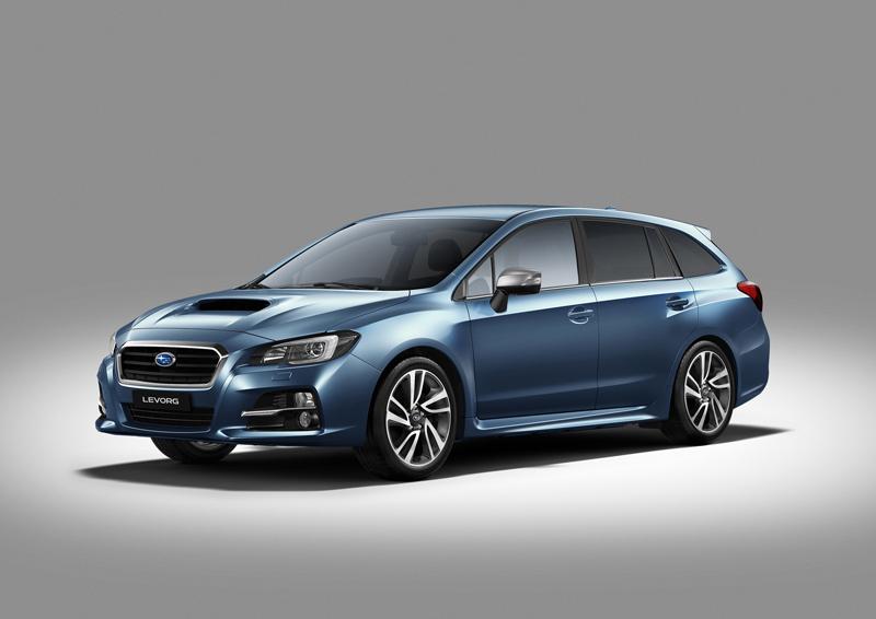 Az új Subaru Levorg 2015 őszén megérkezik Magyarországra!