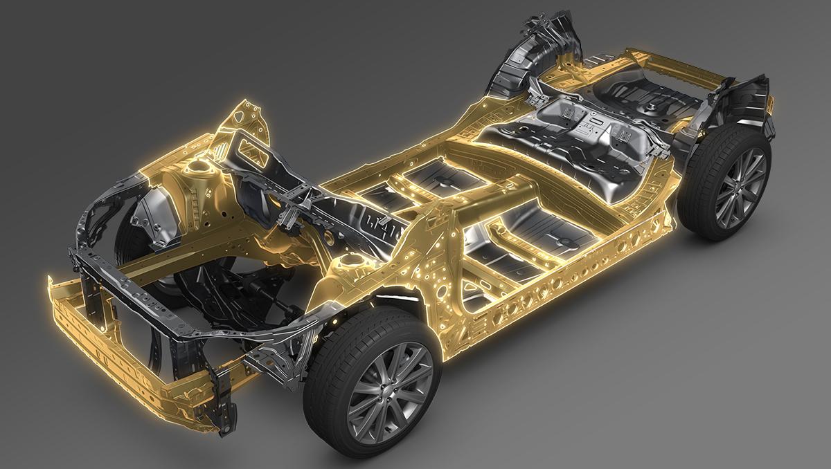 Új Globális Platform 2021-re az elektromos Subarukhoz