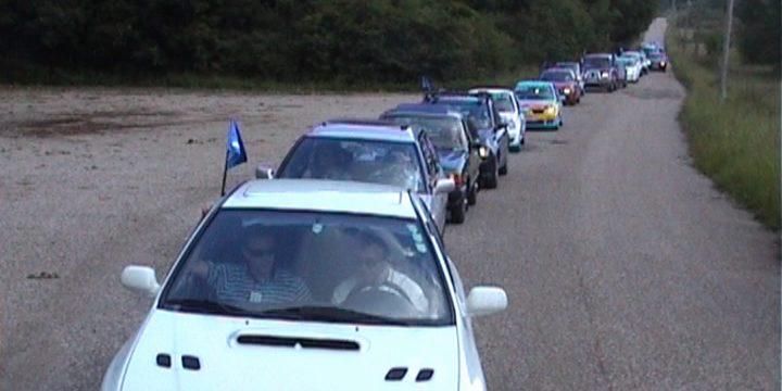 Subaru Klub Majális Törökmezőn