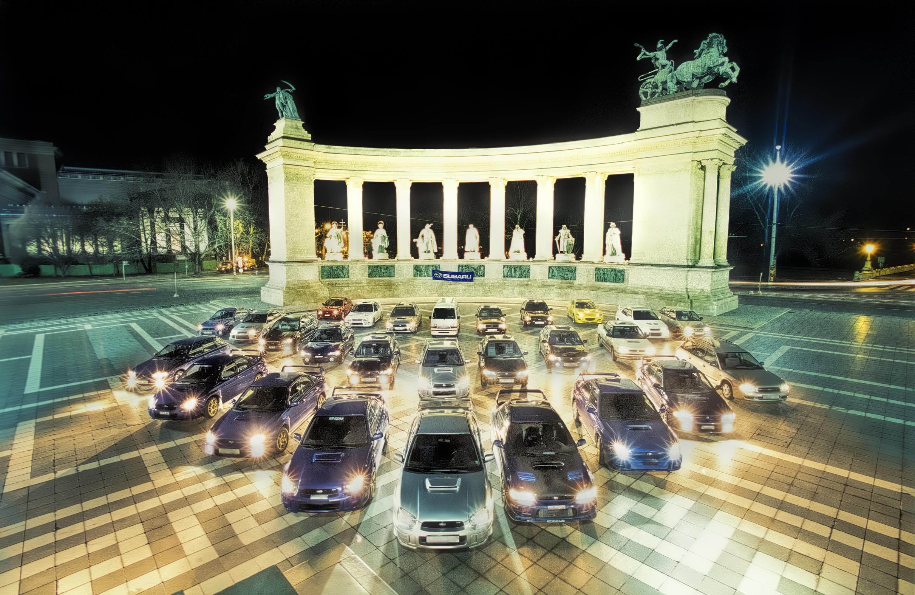 Üdvözlünk az Első Magyar SubaruKlub oldalain!
