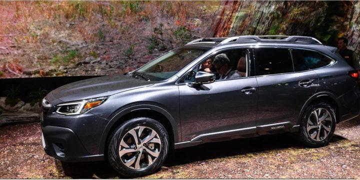 A VI. Generációs Subaru Outback 2020 Ismertetése