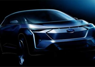 A Subaru új elektromos autót fejleszt