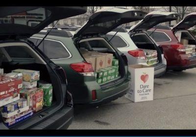 A Subaru 50 millió ételt adományoz annak érdekében, hogy segítse a rászorulókat a COVID-19 válság idején